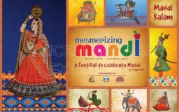 Mandi Kalam – Paintings